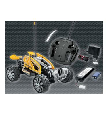 Dirt Crusher RC (Yellow)