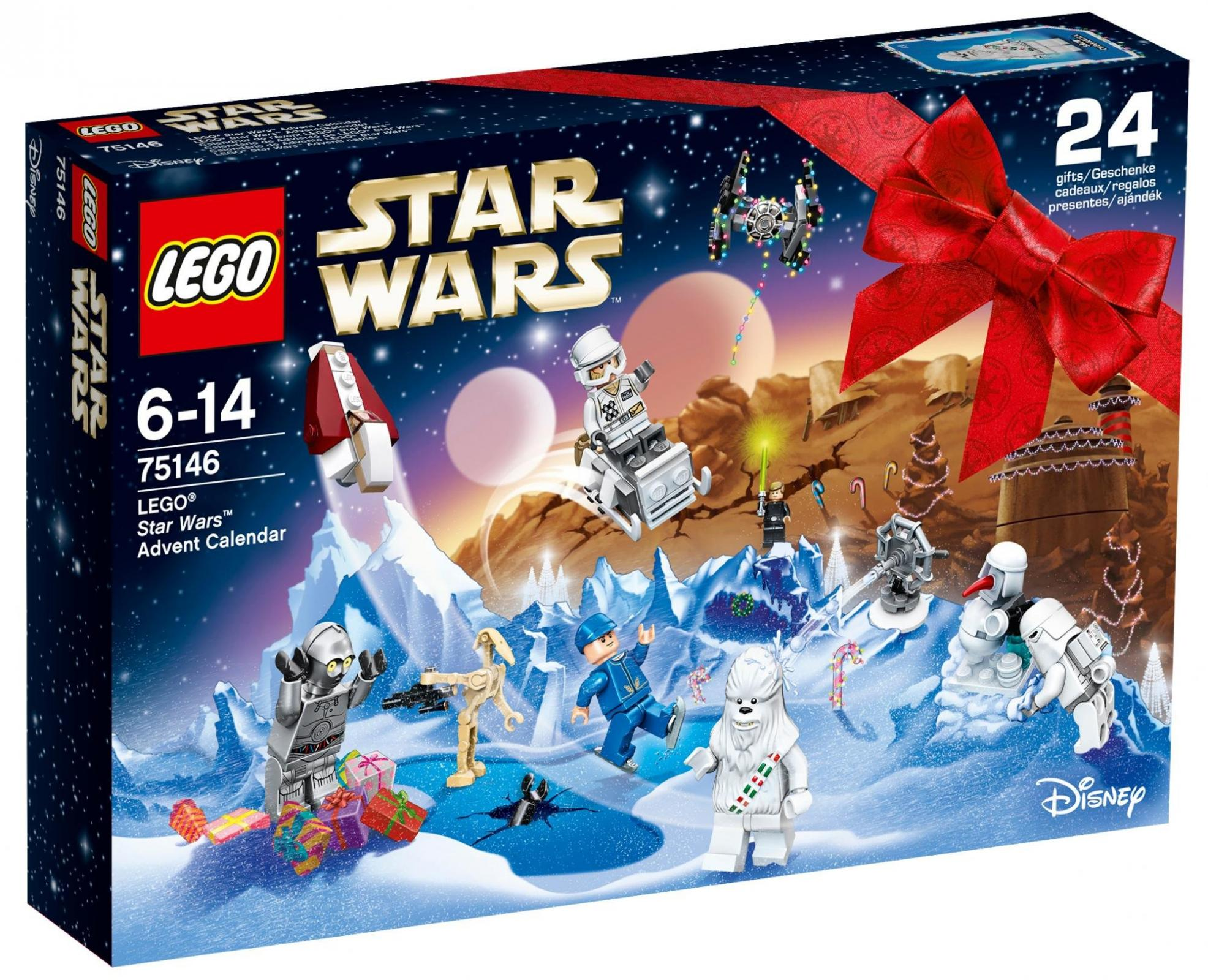 angry birds adventi naptár LEGO® Star Wars™ Adventi Naptár 2016   Kockafalu angry birds adventi naptár