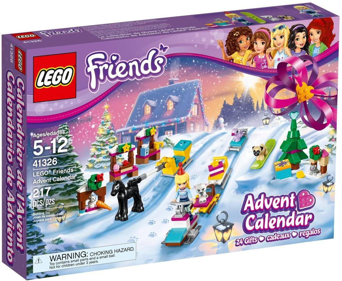 angry birds adventi naptár LEGO® Friends Adventi naptár 2017   Kockafalu angry birds adventi naptár