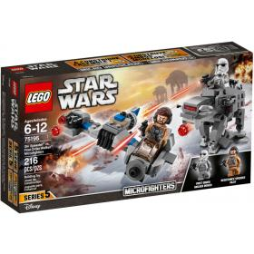 LEGO® Star Wars™ Ski Speeder vs. First Order Walker Microfighters™