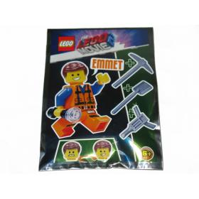 Emmet - LEGO Movie 2 Minifigura™