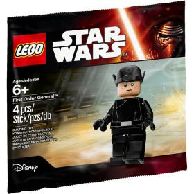 First Order General minifigura polybag™