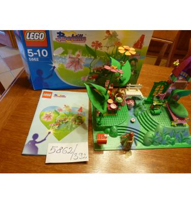 LEGO Flower Fairy Party