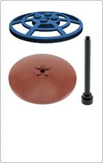 Antennák, rudak, radarok, tányérok