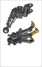 Bionicle elemek