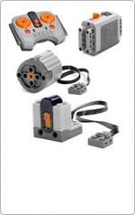 Elektromos elemek, motorok