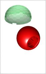 Gömb elemek