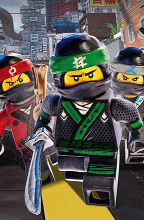 Legnépszerűbb Ninjago movie termékek