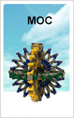 Egyedi építésű készletek/MOC