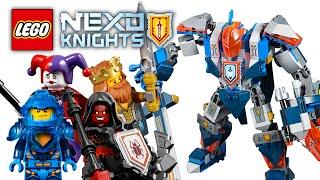 Lego Nexo Knights készletek