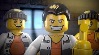 Lego City: Börtönsziget - bemutató kisvideó